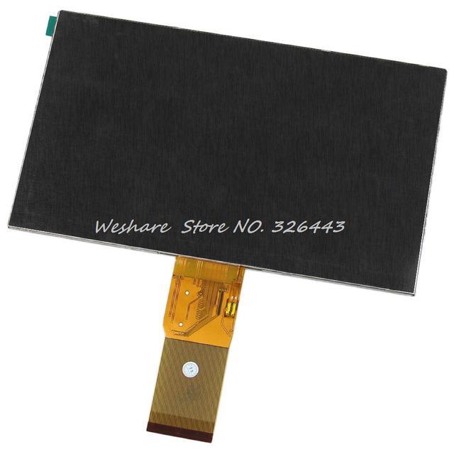 Frete Grátis LCD Tela KR070PM7T 1030300713 para Três MIKI6910 EA6910 REVA/B 800*480 Display LCD