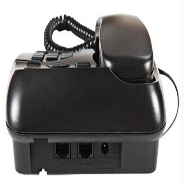 Ip-телефон VOIP телефон EP-636, 2 канала voip телефон, SIP2.0 четыре вызова Игры Поддерживает одновременное подключение двух звонков