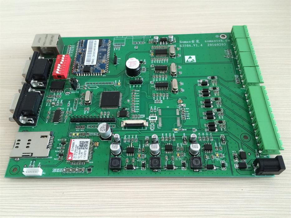 Data acquisition board Multi function data acquisition instrument main board main control unit Internet of things