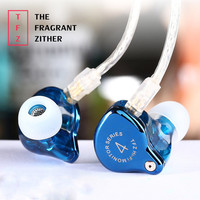 TFZ SERIES 4 In Ear Earphones HiFi Audio Graphene Driver With Detachable Cables Earphone