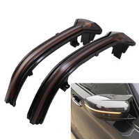 Side Rearview Mirror Indicator Dynamic Turn Signal Light For BMW 3 5 6 7 8 Series G20 G30 G31 G32 G11 G12 G14 G15 M5 F90 Side