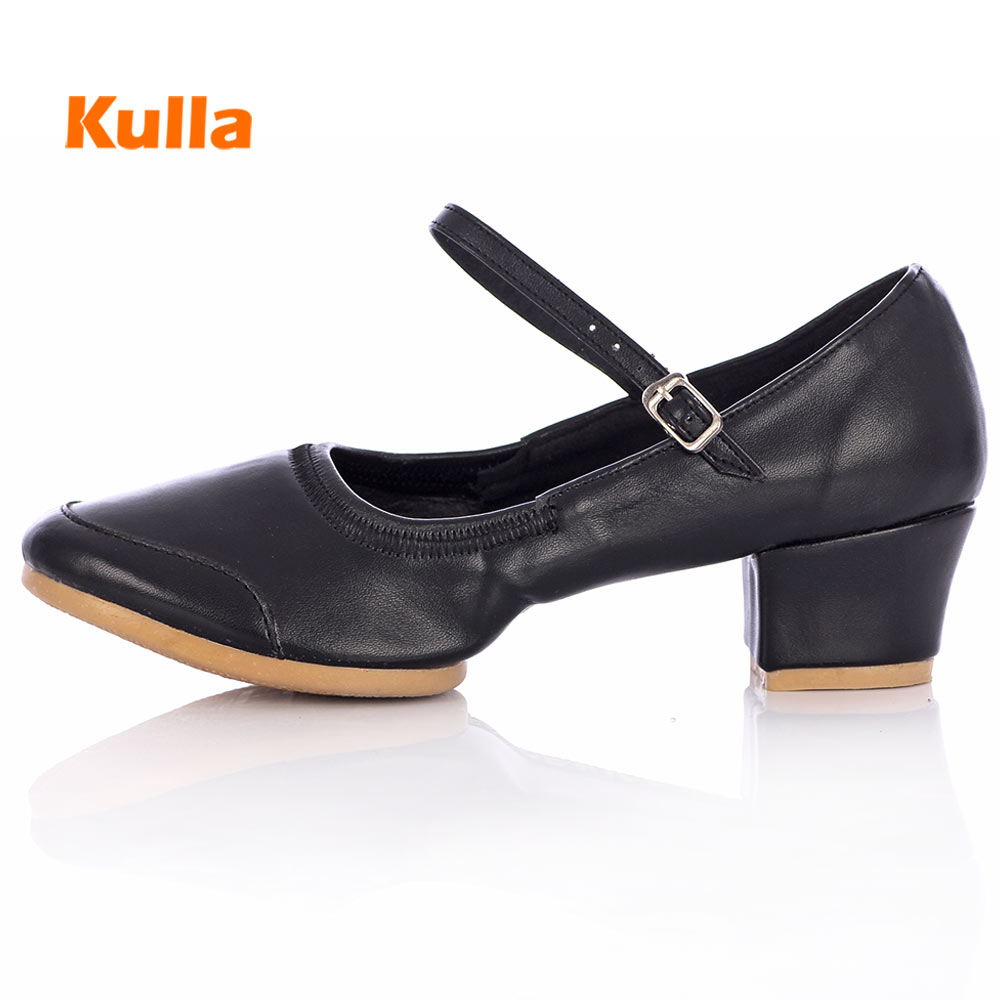 New Dance Shoes For Women Hard bottom Latin Dance Shoes Ballroom Outdoor Ladies Practice Dancing Shoes