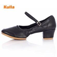 Новая танцевальная обувь для женщин с жесткой подошвой, туфли для латинских танцев, бальные/уличные женские танцевальные туфли, женская обувь на среднем каблуке