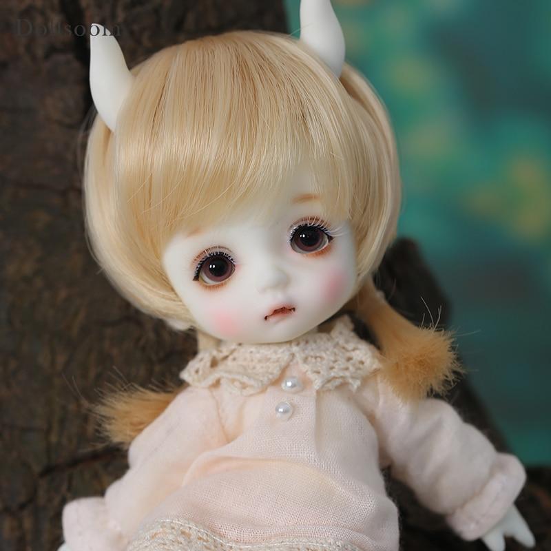 Happy Choo Chika fullset dollsoom 1 8 elf Resin Body Model Baby Toys Fashion Joint Motion