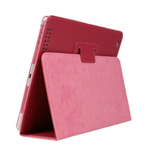 For Apple Ipad IPad5 Air1 Case Auto Sleep /Wake Up Flip Litchi PU Leather Cover for Air1 Smart Stand Holder Folio Case