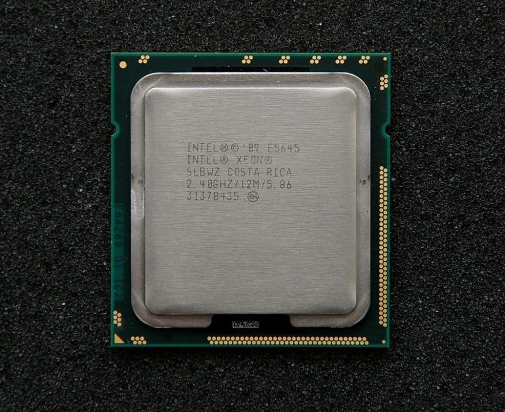 Intel Xeon L5638 2.0 GHz Six-Core Twelve-Thread CPU Processor 12M 60W LGA 1366