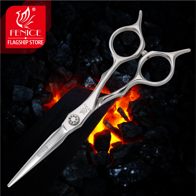 Fenice Hair Scissors Professional Japan VG10 Hairscissors Barber Hair Cutting Scissors Hircutting Shears 5 5 inch