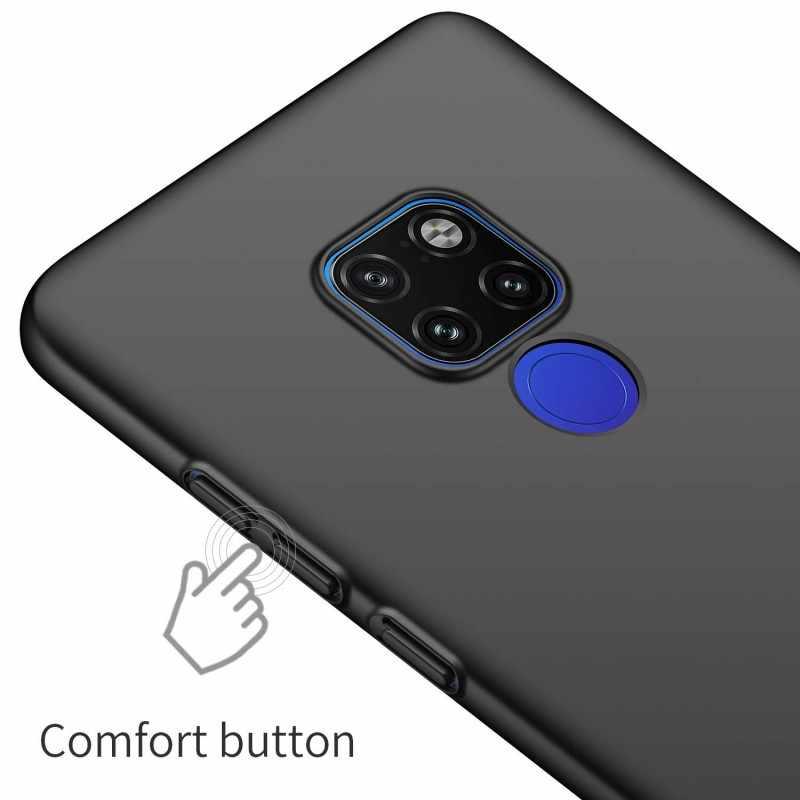 Caso Para Huawei Companheiro 20 Lite Pro Companheiro 20 X Tampa À Prova de Choque Fino 360 Caso de Corpo Inteiro para Huawei Companheiro 10 9 8 Lite Pro Fundas Tampa