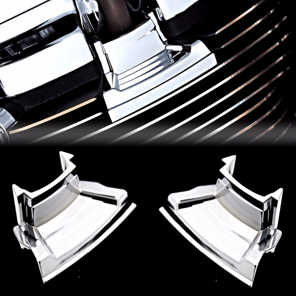 Chrome Spark Plug Covers For Harley Touring M8 Electra Street Glide Road King 2017 2019 Softail