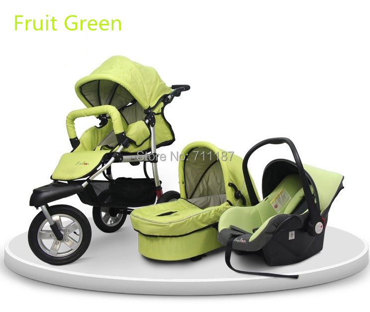 Baby Strollers And Car Seat Made In China Prams The Best Quality Free Shipping Three Wheels Stroller From Mother Kids On