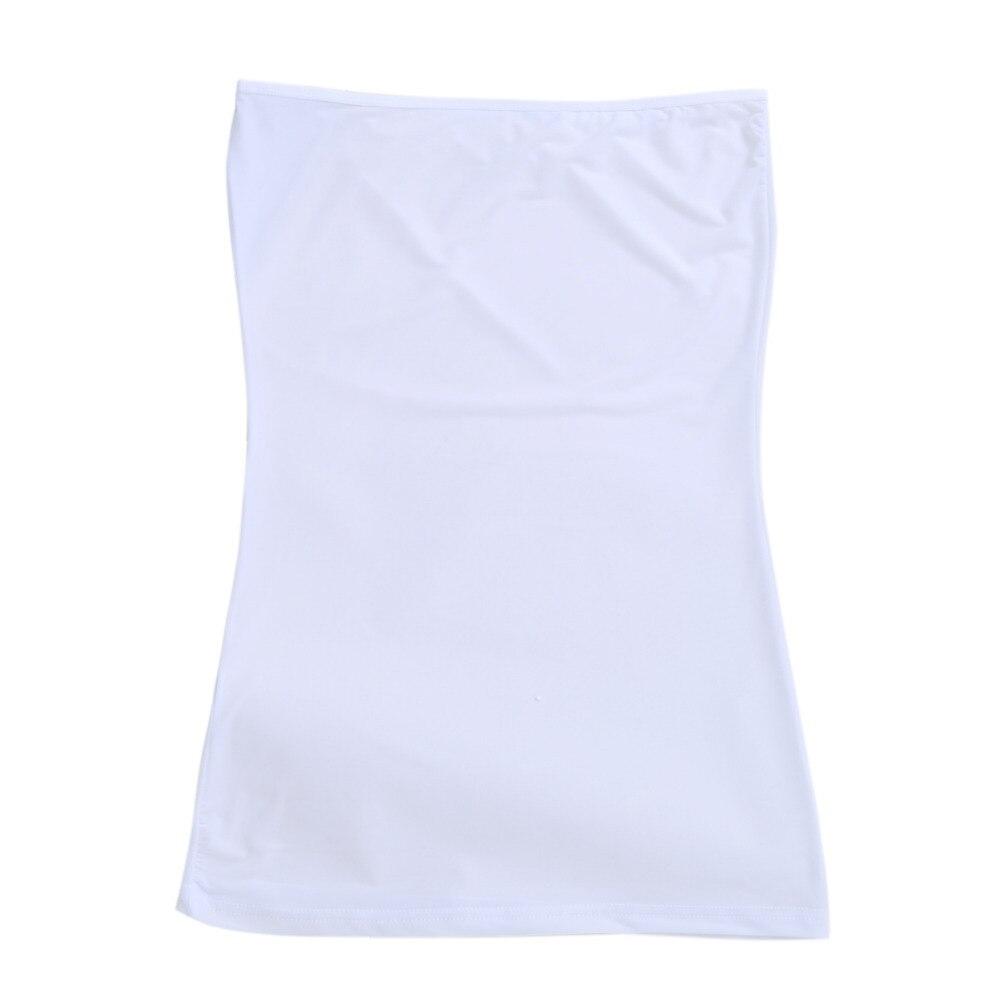 iiniim Ultra Thin Sexy Ladies Dress Strapless Long Tube Top Dress Sexy Night Clubwear Wetlook See-through Dress for Womens 10