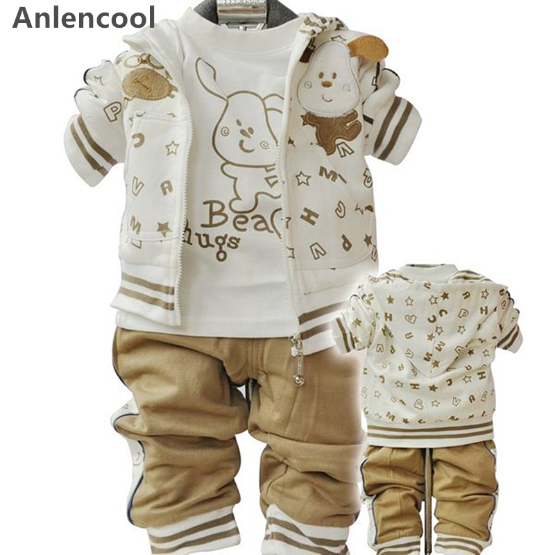 Anlencool Clothing baby boy female child sports baby ...