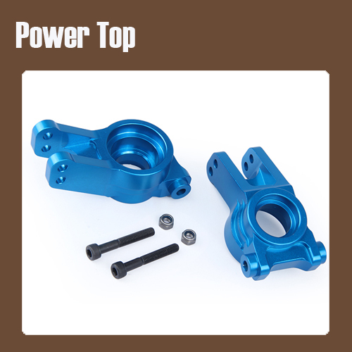 CNC Metal Alloy Rear wheel bearing kit for LOSI 5IVE-T Rovan LT losi 5t spare parts cnc rear wheel bearing kit for losi 5ive t silver blue choose