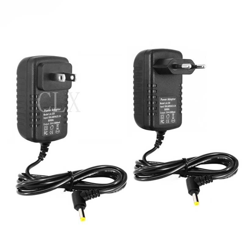 5V 3A Power Supply For Orange Pi PC / Plus DC 4.0 Mm EU US Power Charger Adapter For Orange Pi PC Plus 2