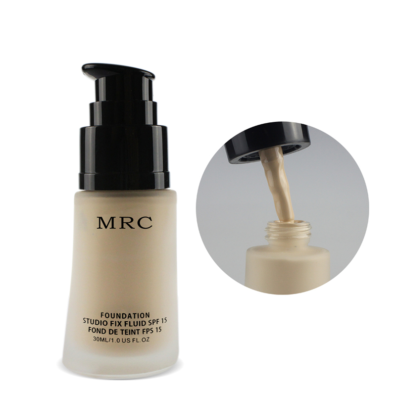 US $10 78 |MRC Foundation Face Concealer Lasting Finish 24 Hour Moisturing  Waterproof Maquiagem Oil control Makeup Correction Cosmetics-in Face