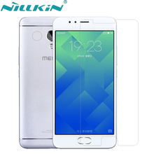 Nillkin Meizu M5s Glass Tempered Meizu M5S Display Protector 5.2 inch Authentic Wonderful H+PRO Protecting Glass Movie