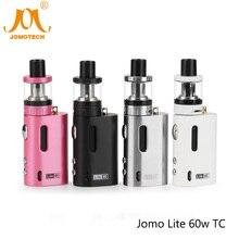 JOMOTECH Lite 60w оригинальный 60Вт мощности электронные сигареты 1600мАч бокс Мод OLED экран вейп Kits с функцией контроля температуры  Jomo-129