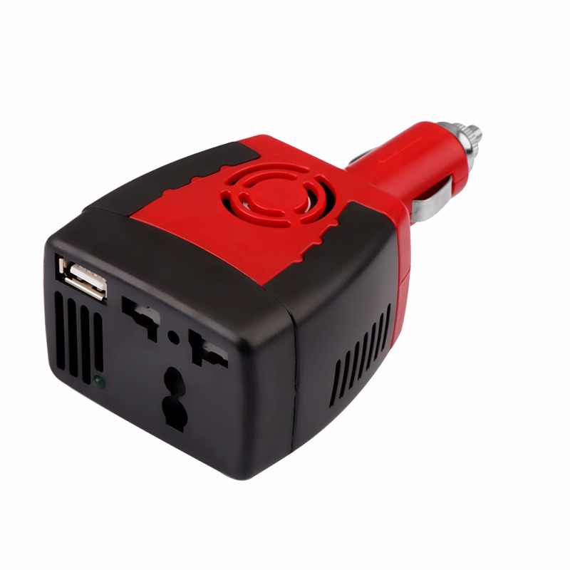 Onever Inverter 12v 220v 150W Power Inverter DC To AC 12V To 220V Car Voltage Converter Automobiles Inversor with USB Charger