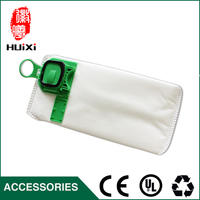 12 Pcs Non Woven Filter Bag And Change Dust Bag Of Vacuum Cleaner With High Efficiency