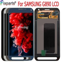 5.1For SAMSUNG GALAXY S6 Active LCD G890 G890A SM G890 Display Touch Screen Digitizer Assembly Replacement For SAMSUNG G890 LCD