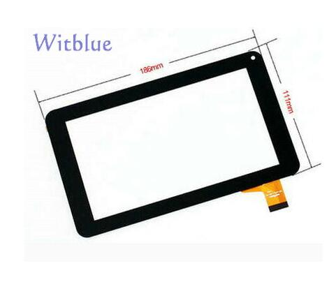 Witblue New touch screen For 7 denver TAQ-70242 TAQ - 70242 Tablet Touch panel Digitizer Glass Sensor Replacement Free Shipping