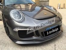 Z-ART комплект Орган для Porsche 911 GT3 боди-кит для 997 GT3 Тюнинг обвес для Porsche 997