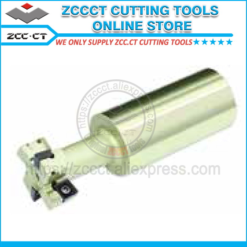 ZCCCT cutting tools milling tool cutter TMP01 040 XP32 MP12 02C and screw I60M5 10 1
