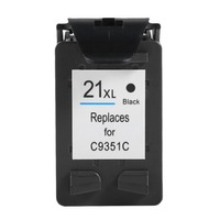 Cartridge For HP 21 XL Black Ink Cartridge 21XL For HP Deskjet F380 F2280 F2100 F2180