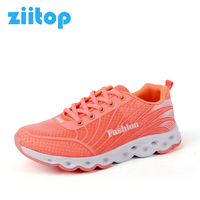 2017 New Women Running Shoes Light Weight Breathable Outdoor Walking Shoes For Women Summer Mesh Air