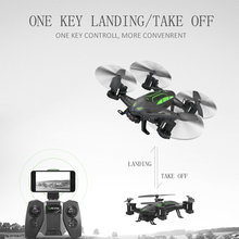 Air-Road Double Model SMRC FY602 Flying Car 2.4G RC Quadcopter Drone USB Run Double Side 6-Axis 4CH Helicopter With HD Camera