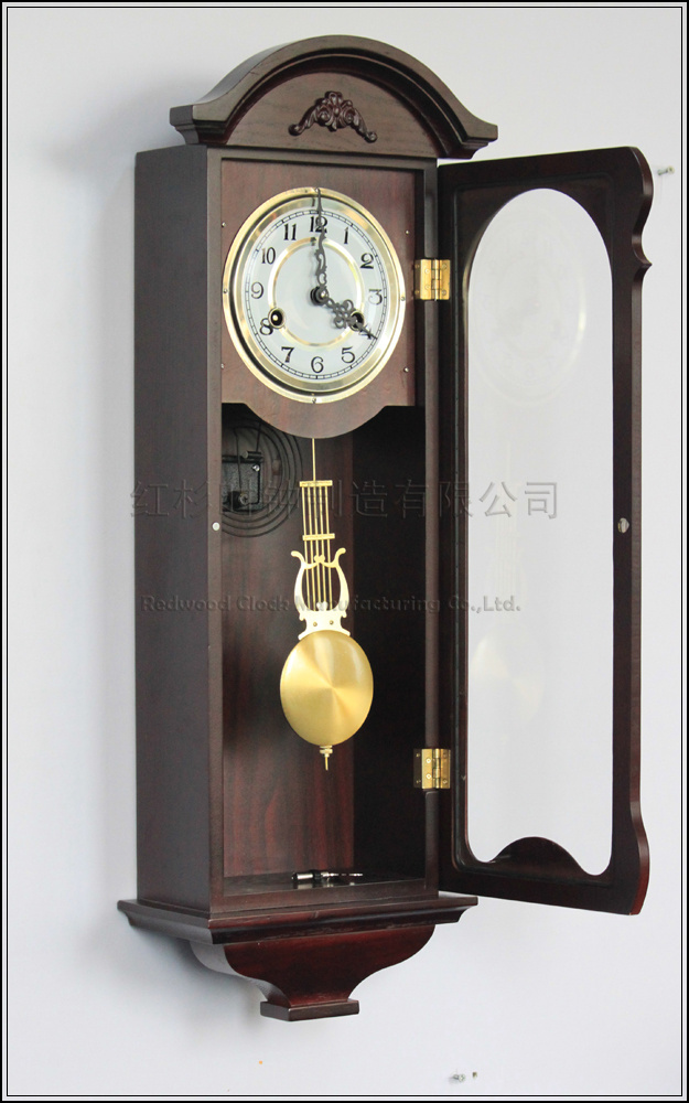 Aliexpresscom Buy Wood living room wall clock pendulum Tuo