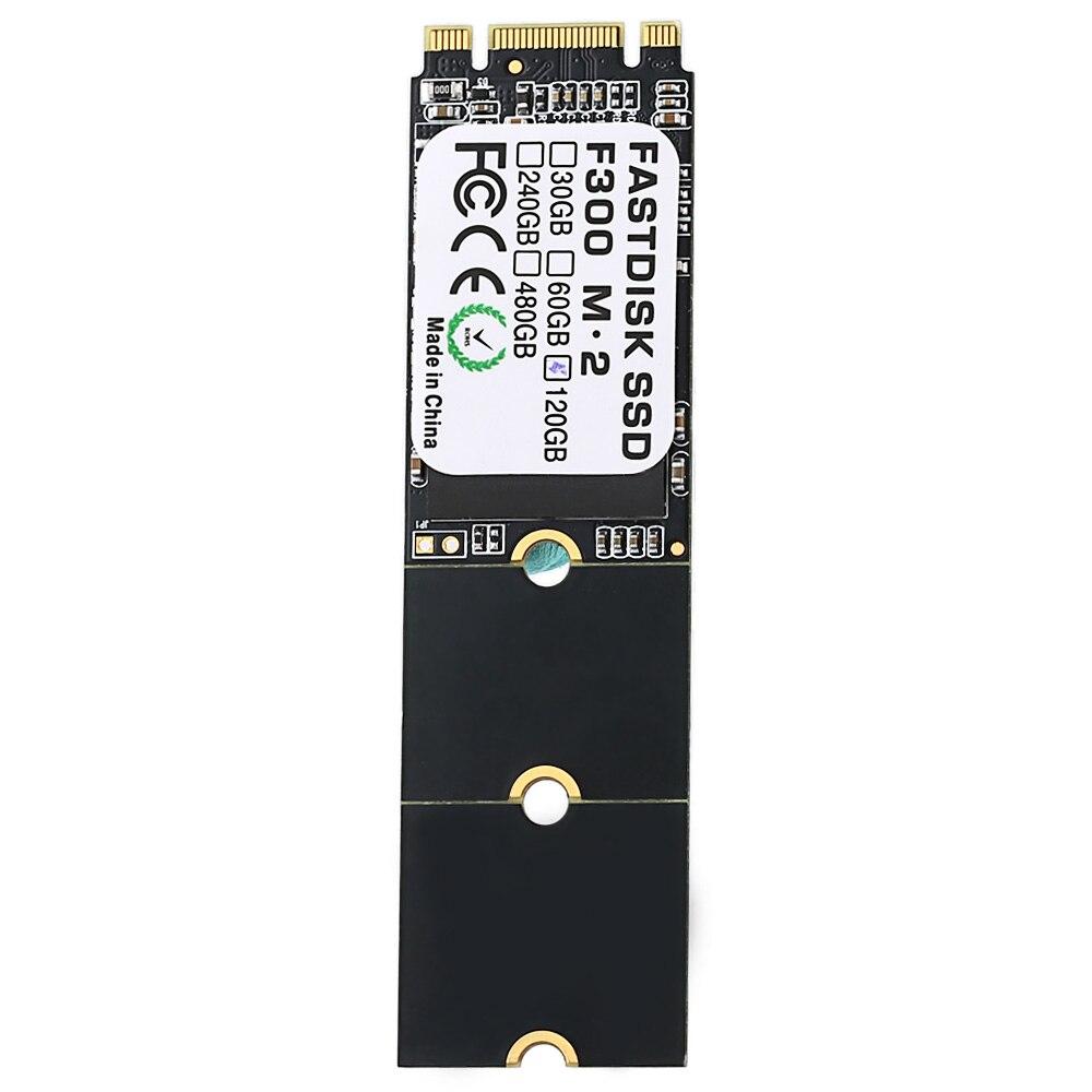 Prix pour D'origine FASTDISK FL300 120G SSD 120 GB M.2/Lame Or Doigt pour M.2 NGFF PCI-e 2 Voie 500 MB/s 200 MB/s
