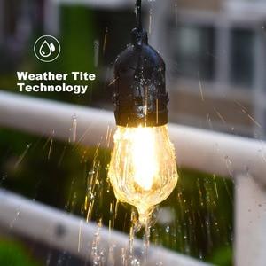10M LED String Lights 10pcs 2W