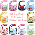 Baby bibs rice pocket cotton embroidered newborn baby bibs bib cartoon bibs