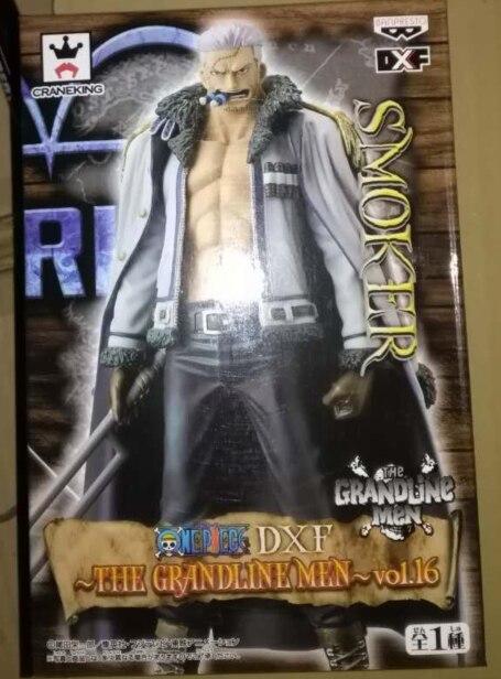 где купить Original One Piece vol. 16 Smoker figure THE GRANDLINE MEN figura по лучшей цене