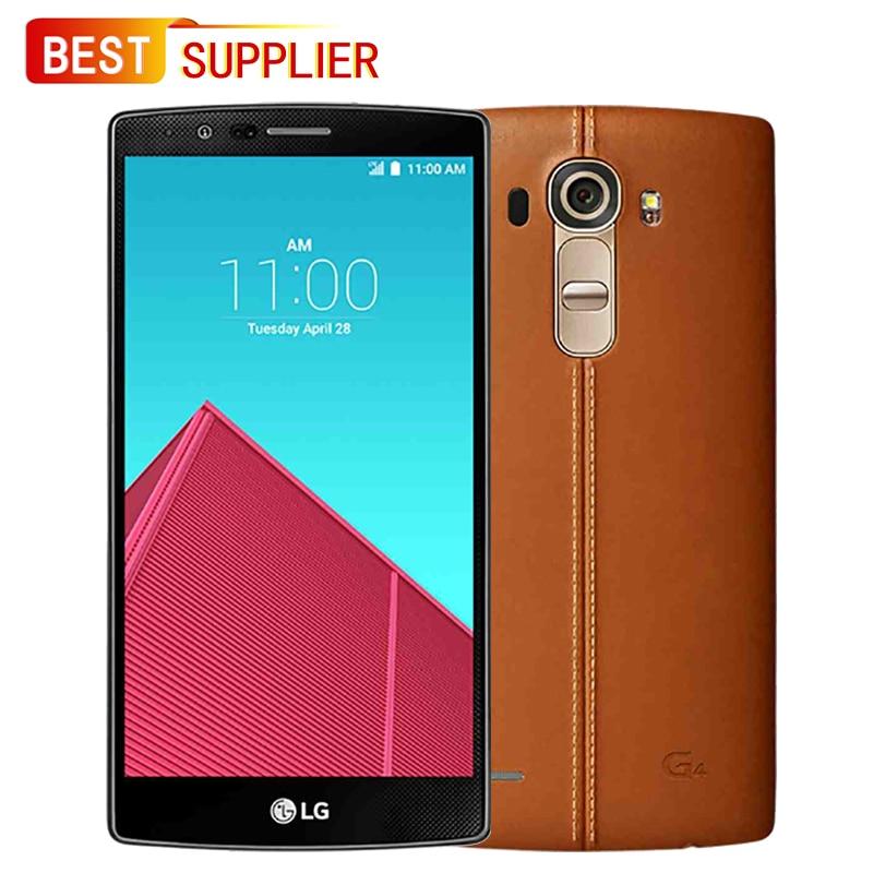 Original desbloqueado LG G4 Smartphone-H815/H811/H850/H818/H810, 4G LTE, se ve como nuevo, 1 año