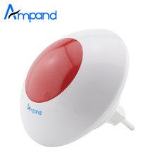 Multipurpose Wireless Strobe Siren Stand Alarm System / for Home alarm System