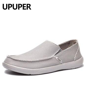 Tenisówki mężczyzn oddychające buty w stylu casual męskie buty mokasyny miękkie wygodne zewnątrz płaskim leniwy buty dla mężczyzna Chaussure Homme
