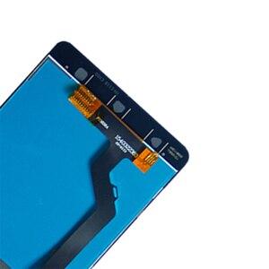 Image 3 - 100% probado para Lenovo K5 nota A7020 K52t38 k52e78 LCD + digitalizador de pantalla táctil componente + envío gratuito