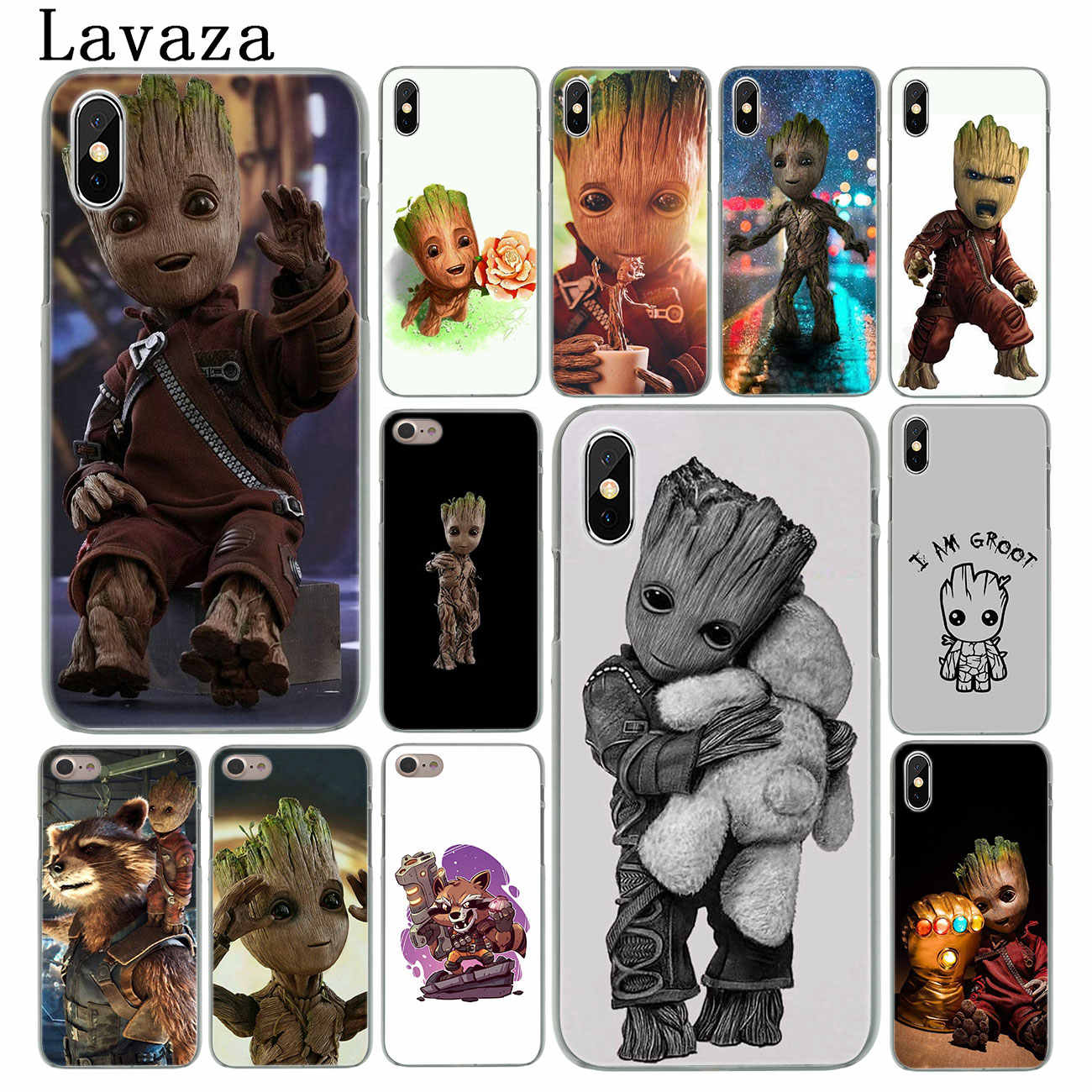 Чехол Lavaza guardiers of the for Galaxy Marvel для телефона Apple iPhone XS Max X XR 6 6 S 7 8 Plus 5 5S SE 5C 4S 10