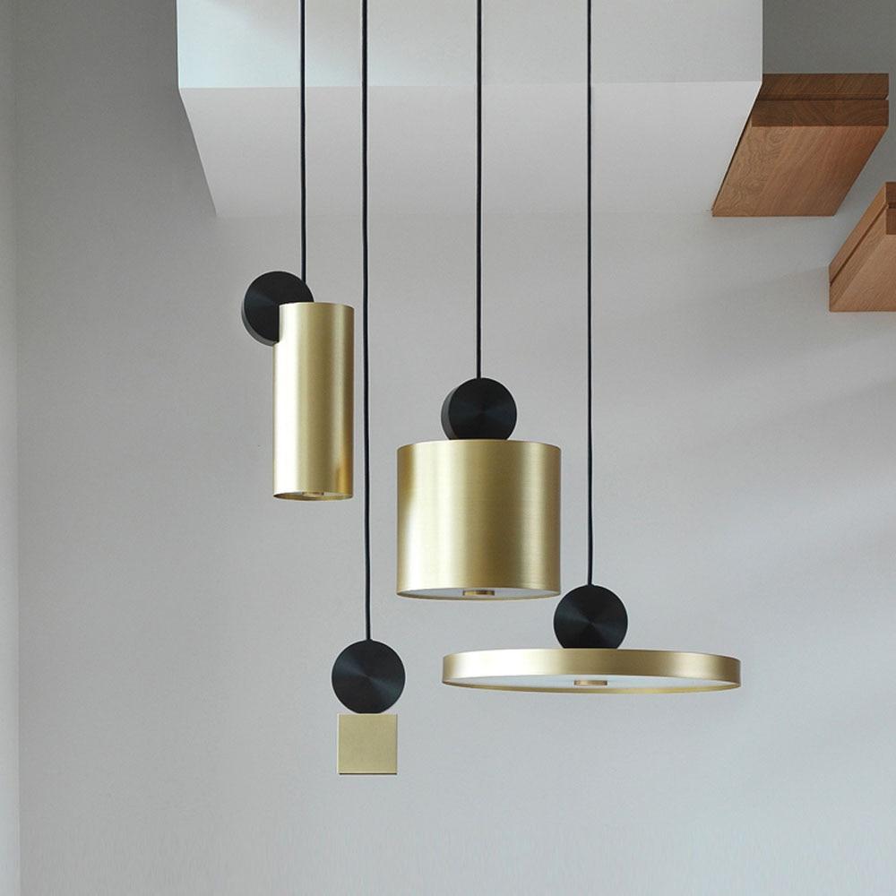 Современный светодиодный подвесной светильник для кухни, столовой, гостиной, промышленных подвесных ламп, подвесной светильник для помещений Подвесные светильники      АлиЭкспресс