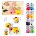 2016 NOVO Bonito Mini Bola de Chiclete Candy Dispenser Máquina Coin Box Crianças Brinquedo