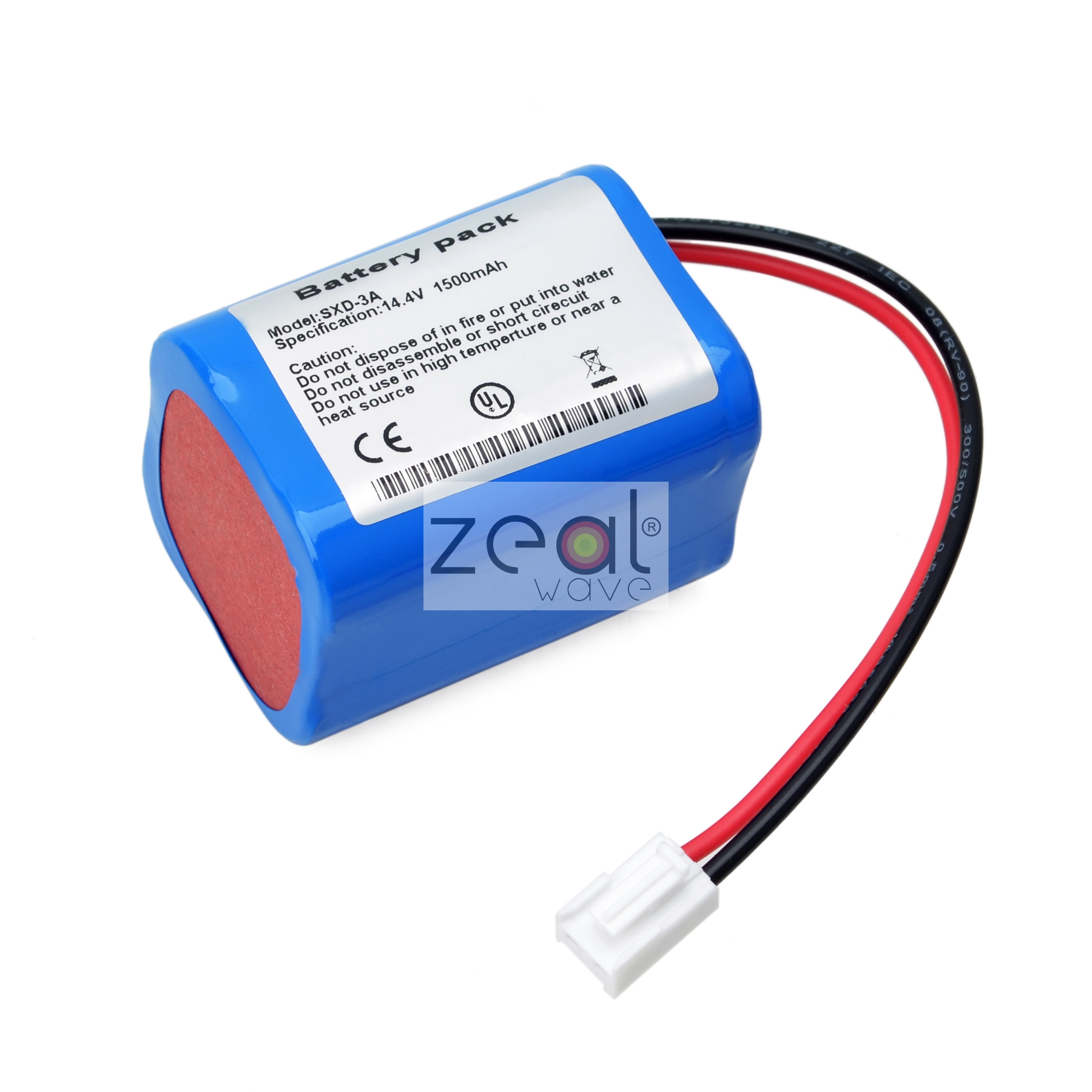 Для ZOLEE Jianyi ZOLEE Hainuo SXD 3 аккумуляторная батарея ecg 1500 mAh 14,4 V