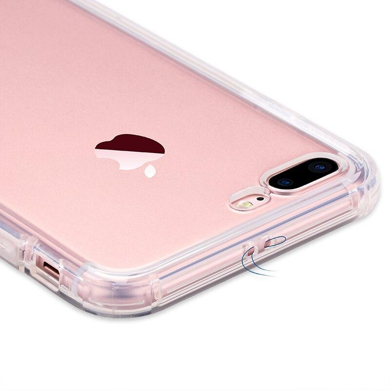 Θήκη προφυλακτήρα IQD για το iPhone 8 7 + - Ανταλλακτικά και αξεσουάρ κινητών τηλεφώνων - Φωτογραφία 4