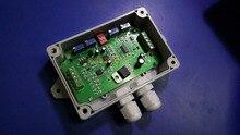0-5V(10V)/4-20mA yük yük sensörü amplifikatör verici gerilme göstergesi dönüştürücü