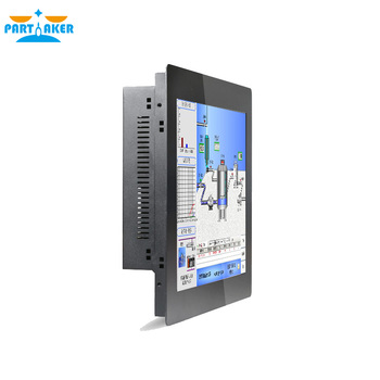 15 Inch All In One PC Industrial Panel PC Made in China/Taiwan 5 Wire/10 Points Capacitive Touch Screen Intel  J1900 6 RS232