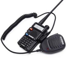 BAOFENG BF 888S UV5R talkie walkie Microphone accessoires Radio bidirectionnelle Microphone à main Microphone à lépaule