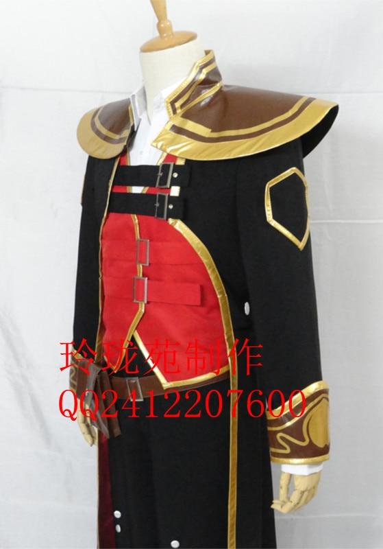 LOL sort tordu la carte Master tenue uniforme originale Halloween Cosplay Costume A018 - 3