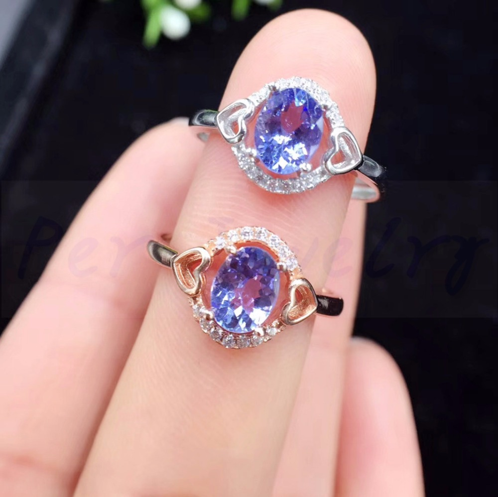 pin tanzanite cushion ring diamonds real jewellery shia with anna