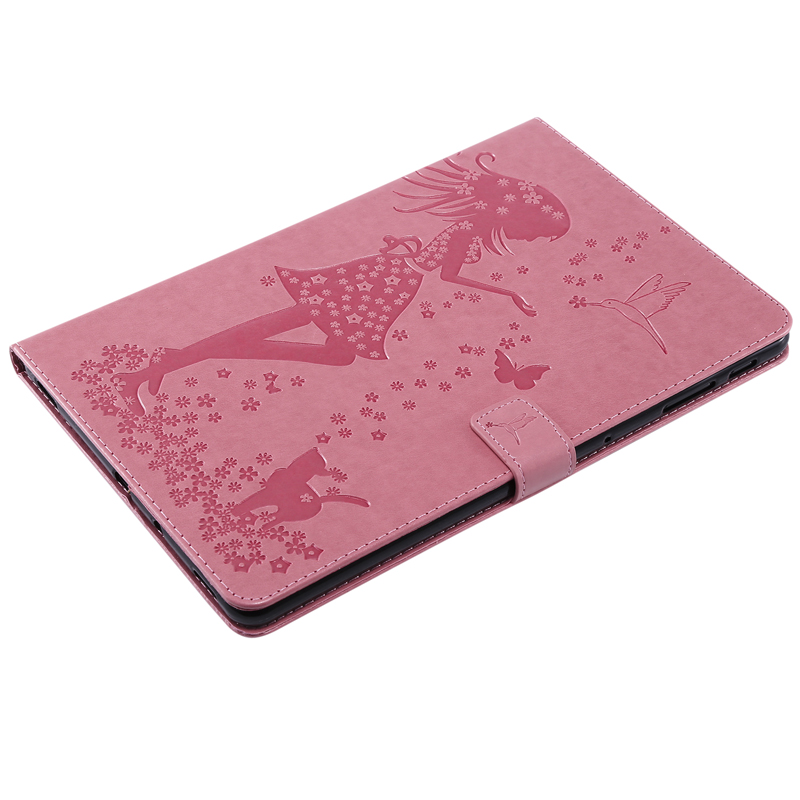 Tablet Funda T830 T835 Tab S4 Capa For Samsung Galaxy Tab S4 10 5 Luxury Lady Leather Wallet Flip Case Cover Coque Shell Stand in Tablets e Books Case from Computer Office